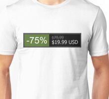 Steam on sale Unisex T-Shirt