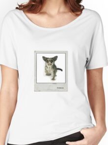 Possum Polaroid Women's Relaxed Fit T-Shirt