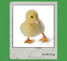 Duckling Polaroid One Piece - Short Sleeve