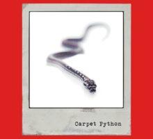 Carpet Python Polaroid Kids Clothes