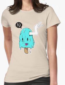 I-scream Womens Fitted T-Shirt