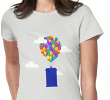 Adventure is Out There! Womens Fitted T-Shirt