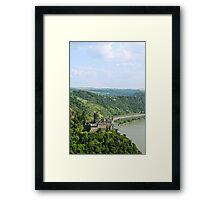 Katz Castle Framed Print
