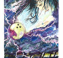 Thunder Elf by Melody Hall-Fuller