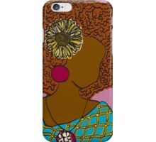 """""""The Beauty within"""",Naturally Beautiful   iPhone Case/Skin"""