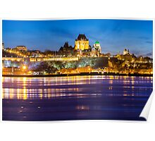 Quebec City Poster