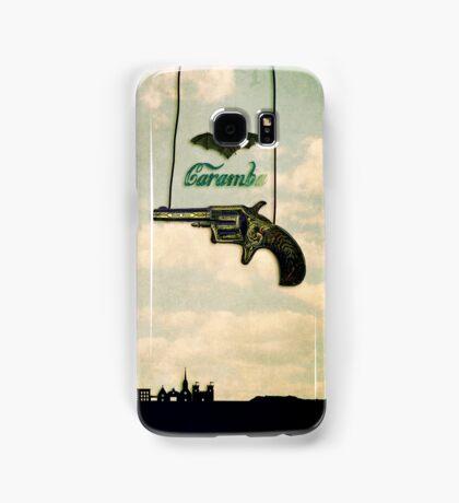 Caramba Bat Man Samsung Galaxy Case/Skin
