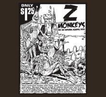Z Monkeys by ZugArt