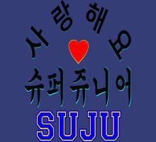 ㋡♥♫SaRangHaeYo(I Love You) K-Pop Boy Band-Super Junior Clothing & Stickers♪♥㋡ T-Shirt