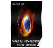 Gods Eye Poster