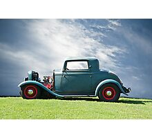 1932 Ford 'Classic American Hot Rod' Photographic Print