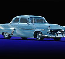 1952 Ford 'Customline' Coupe by DaveKoontz