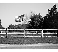 Roadside Glory Photographic Print
