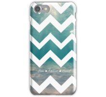 Summer Chevron iPhone Case/Skin