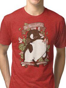Be Thoughtful Tri-blend T-Shirt