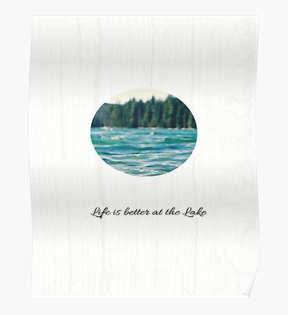 Life on the Lake  Poster