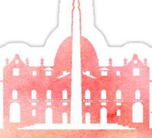 Rome Silhouette  Sticker