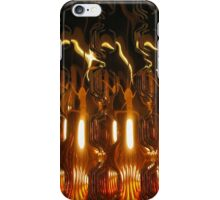 inner glow iPhone Case/Skin