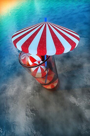 Summertime Refreshment by Liam Liberty