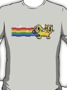 Nyan CatDog T-Shirt
