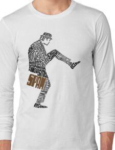 Briefcase Full of Spam (light bkgd) Long Sleeve T-Shirt