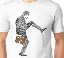Briefcase Full of Spam (light bkgd) Unisex T-Shirt