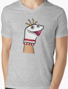 Puppeteer Mens V-Neck T-Shirt