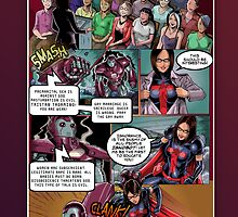 SheVibe Tristan Taormino Rise Of Reason Comic by shevibe