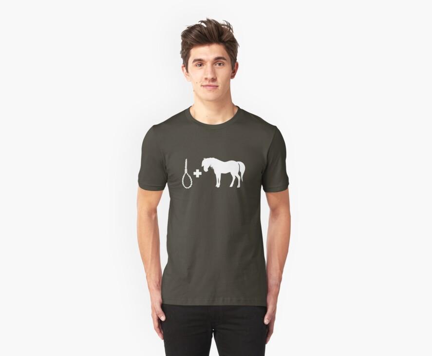 Noose -N- Horse by MsSLeboeuf