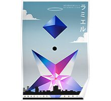 Angel 05: Ramiel Poster