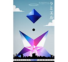 Angel 05: Ramiel Photographic Print