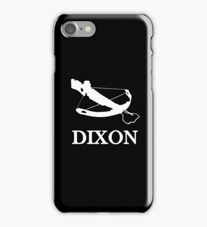 Daryl Dixon Crossbow iPhone Case iPhone Case/Skin