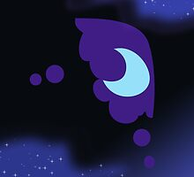 Nightmare Moon by stargirl1311
