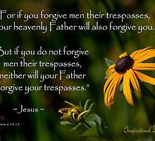 Matthew 6:14-15 Forgiveness by Deborah McLain