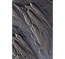 Sand Shapes Photographic Print