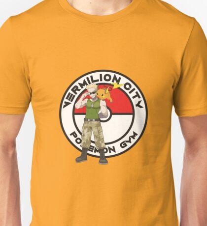 Vermilion City Pokemon Gym Unisex T-Shirt