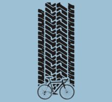 BICYCLE TRACKS One Piece - Short Sleeve