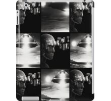 UFO and ESP iPad Case/Skin
