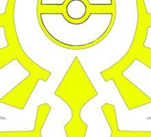 Legend of Pokemon- Crest Sticker