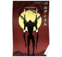 Angel 13: Bardiel Poster