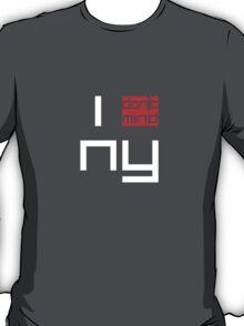 I don't mind NY T-Shirt
