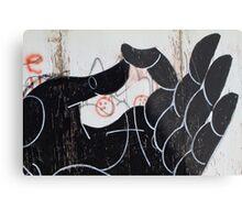 Om & Grafitti Metal Print