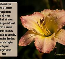 The Lord's Prayer by Deborah McLain