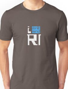 I don't mind Rhode Island Unisex T-Shirt