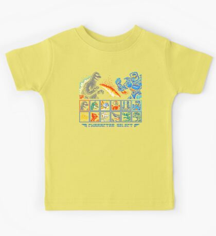 KAIJU FIGHTER Kids Clothes