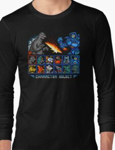 KAIJU FIGHTER Long Sleeve T-Shirt