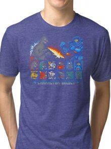 KAIJU FIGHTER Tri-blend T-Shirt