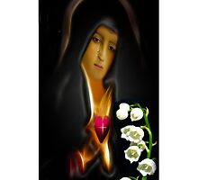 ✿♥‿♥✿MY VERSION OF THE VIRGIN MARY IPHONE CASE✿♥‿♥✿ by ╰⊰✿ℒᵒᶹᵉ Bonita✿⊱╮ Lalonde✿⊱╮