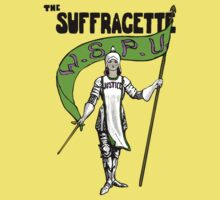 W.S.P.U. - The Suffragette by electrasteph