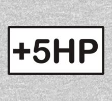 + 5 HP (this sticker give you 5 hp) by vincepro76
